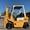Японский вилочный автопогрузчик TCM на 1.4 тонны #1697974