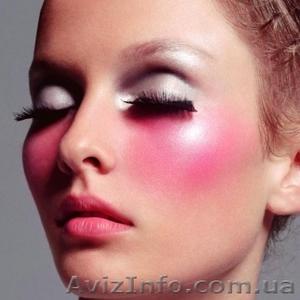 Обучение профессиональному визажу. Учебный центр Индустрия красоты. Херсон - Изображение #1, Объявление #973818