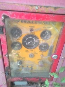 Продаем гидравлический вибропогружатель BRUCE SGH 1012, 2002 г.в. - Изображение #9, Объявление #1638167