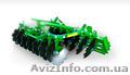 Агрегат почвообрабатывающий дисковый типа АГ - 1.5 - 20 / 1.8 / 2.1 / 2.4 / 2.7