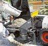 Бетононасос, навесное оборудование для Bobcat(Бобкет)