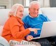 Компьютерные курсы для пенсионеров в учебном центре «Твой Успех». Низкие цены. С