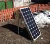 Установка и подключение солнечных батарей(панелей)