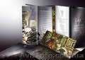 Печать книг, буклетов, каталогов, меню в Херсоне, Объявление #1558556